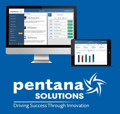 Microcat CRM Pentana Solutions