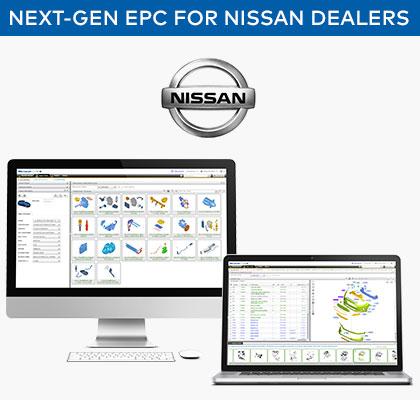 Nissan Microcat EPC