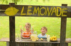 CounterView eNews - Lemonade Stand