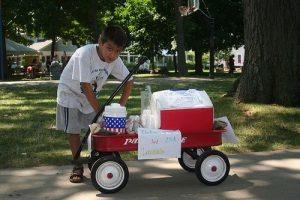 CounterView eNews - Lemonade Wagon