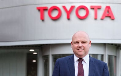Toyota Ireland targets Improved Workshop Efficiency and Customer Satisfaction with Superservice Triage