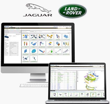 Infomedia Renews Microcat Epc Agreement With Jaguar Land Rover